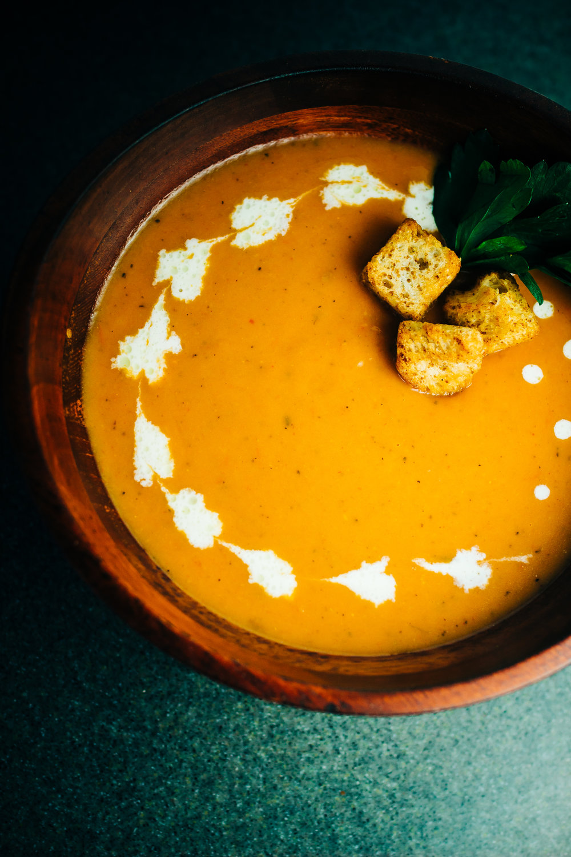 Instant Pot Potato Tomato Soup