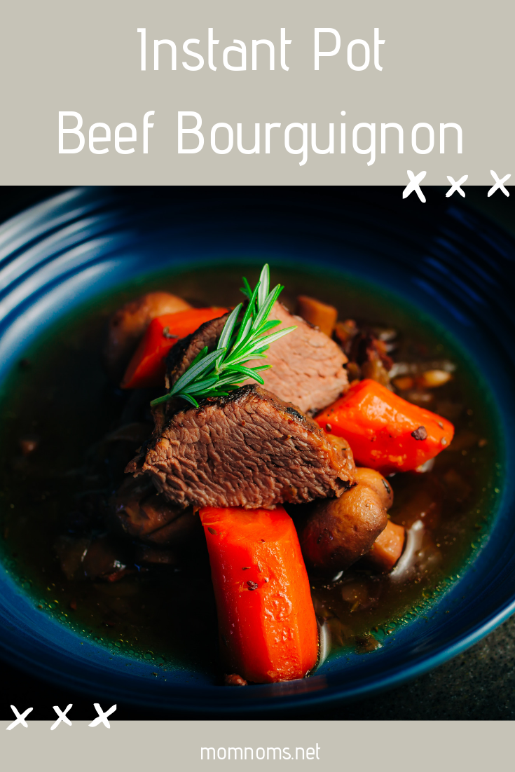 Sometimes I feel like doing it like Julia, but not exactly like Julia. Maybe doing it like Julia if she had had access to all of the technology we have today, like the Instant Pot! I have made a few adjustments on her famous Beef Bourguignon and it is to die for!