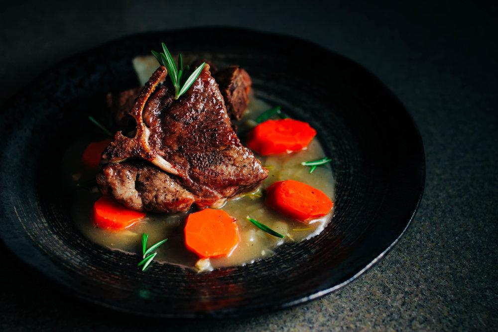 Instant Pot Lamb Chop