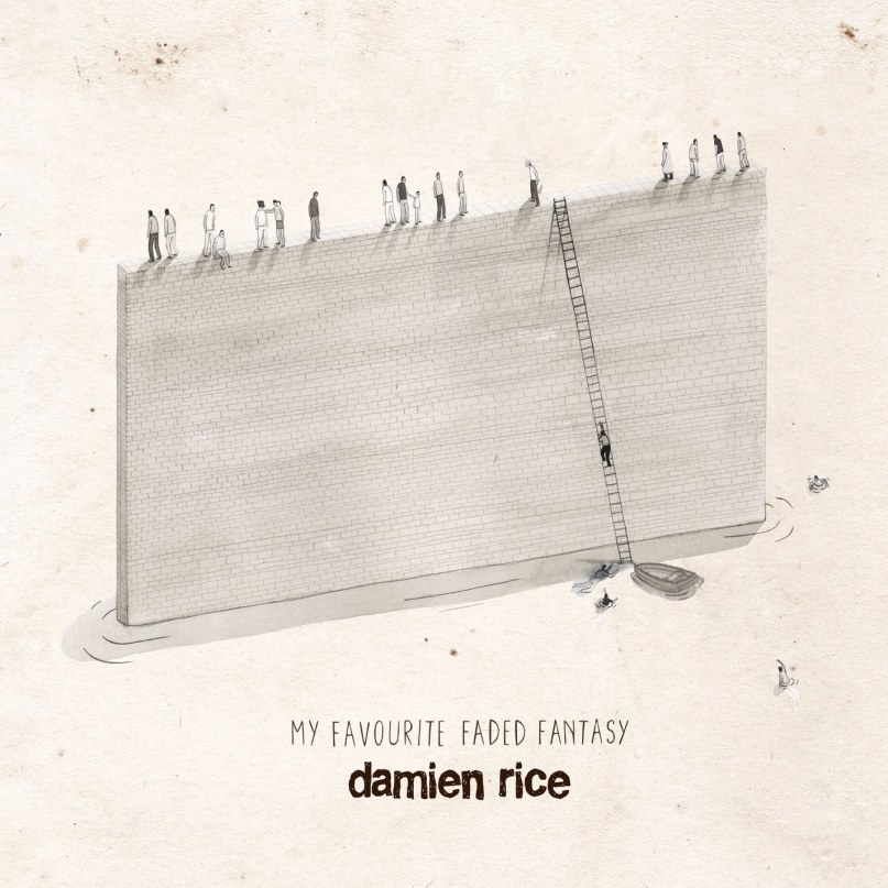 "Review:    Damien Rice                 ""My Favourite Faded Fantasy""                   November 2014"