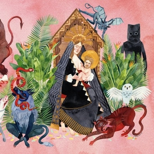 "Review:    Father John Misty                 ""Bored in the USA""                   November 2014"