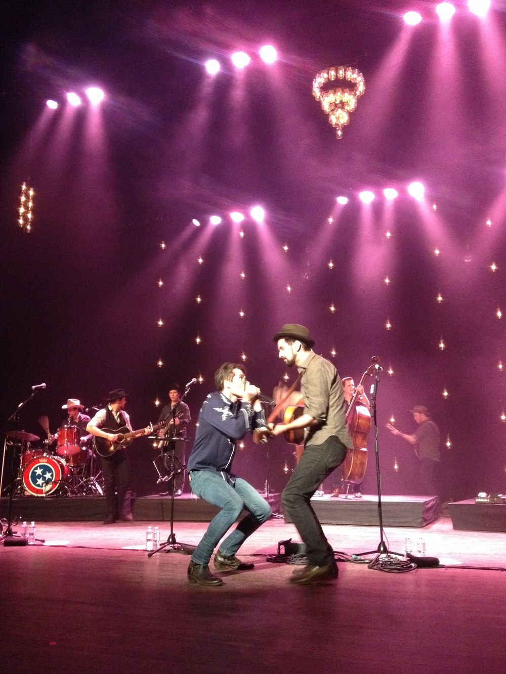 Review:    Old Crow Medicine Show                   The Classic Center | Athens, GA | 11/20/14                  November 2014