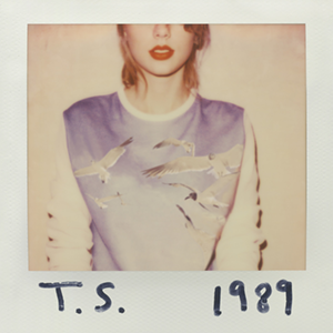 "Review:   Taylor Swift ""1989""                  November 2014"
