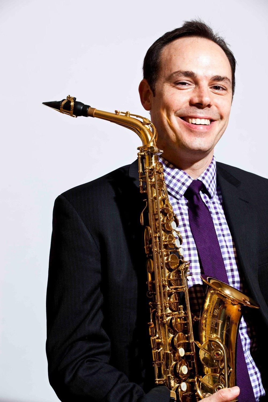 Jeffrey Loeffert - soprano/alto saxophone
