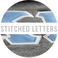 Stitched Letters