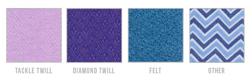 Applique Fabric Options