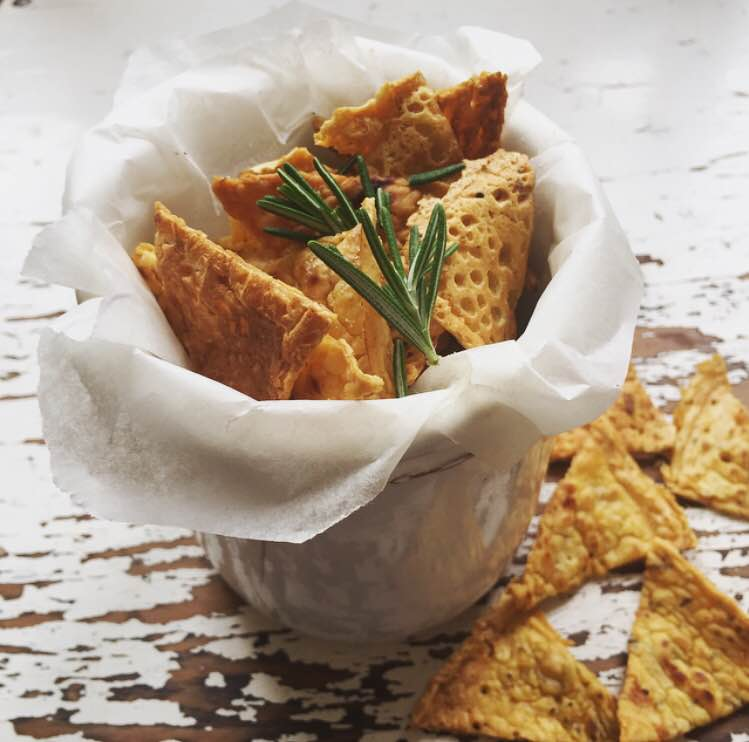 EndoAwareness Month Series: Chickpea Tortilla Chips