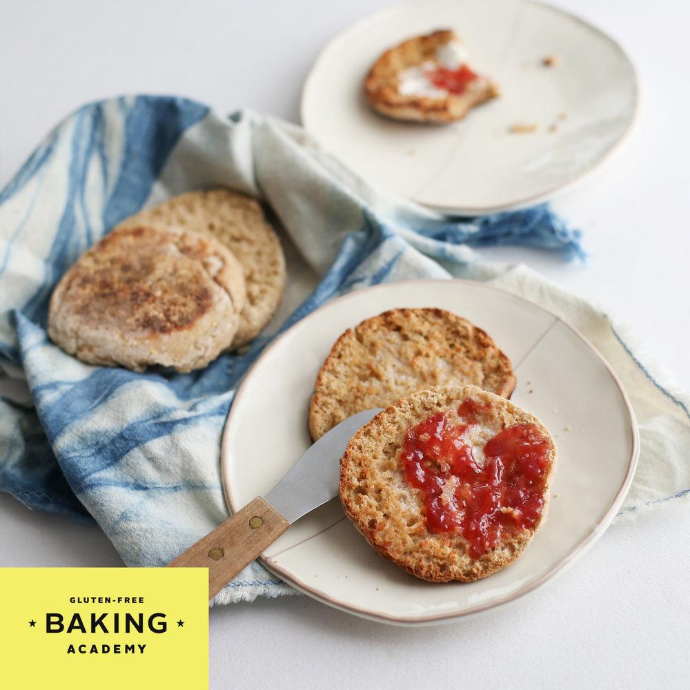 gluten-free baking academy