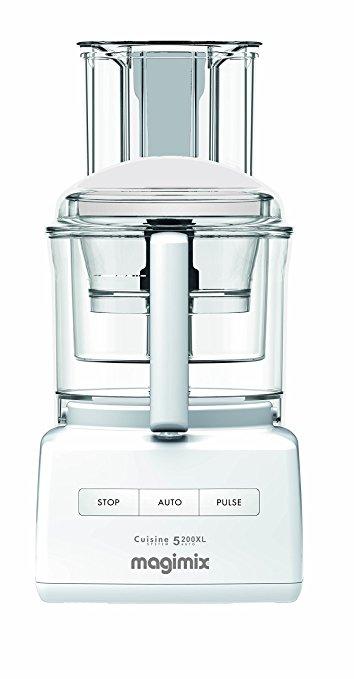 Magimix 5200XL Food Processor - White