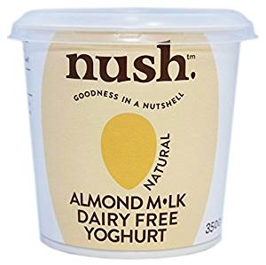 Nush Foods Natural Almond Milk Yogurt