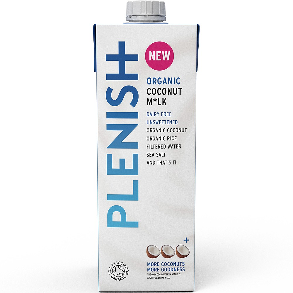Plenish Organic Coconut Milk