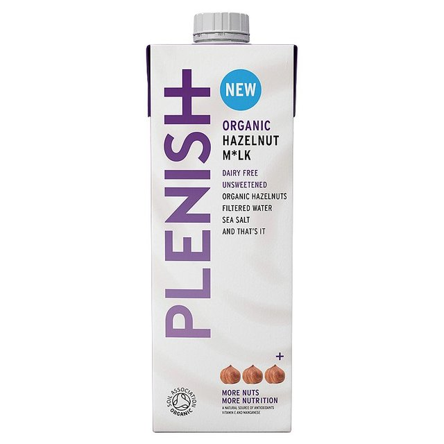 Plenish Organic Hazelnut Milk