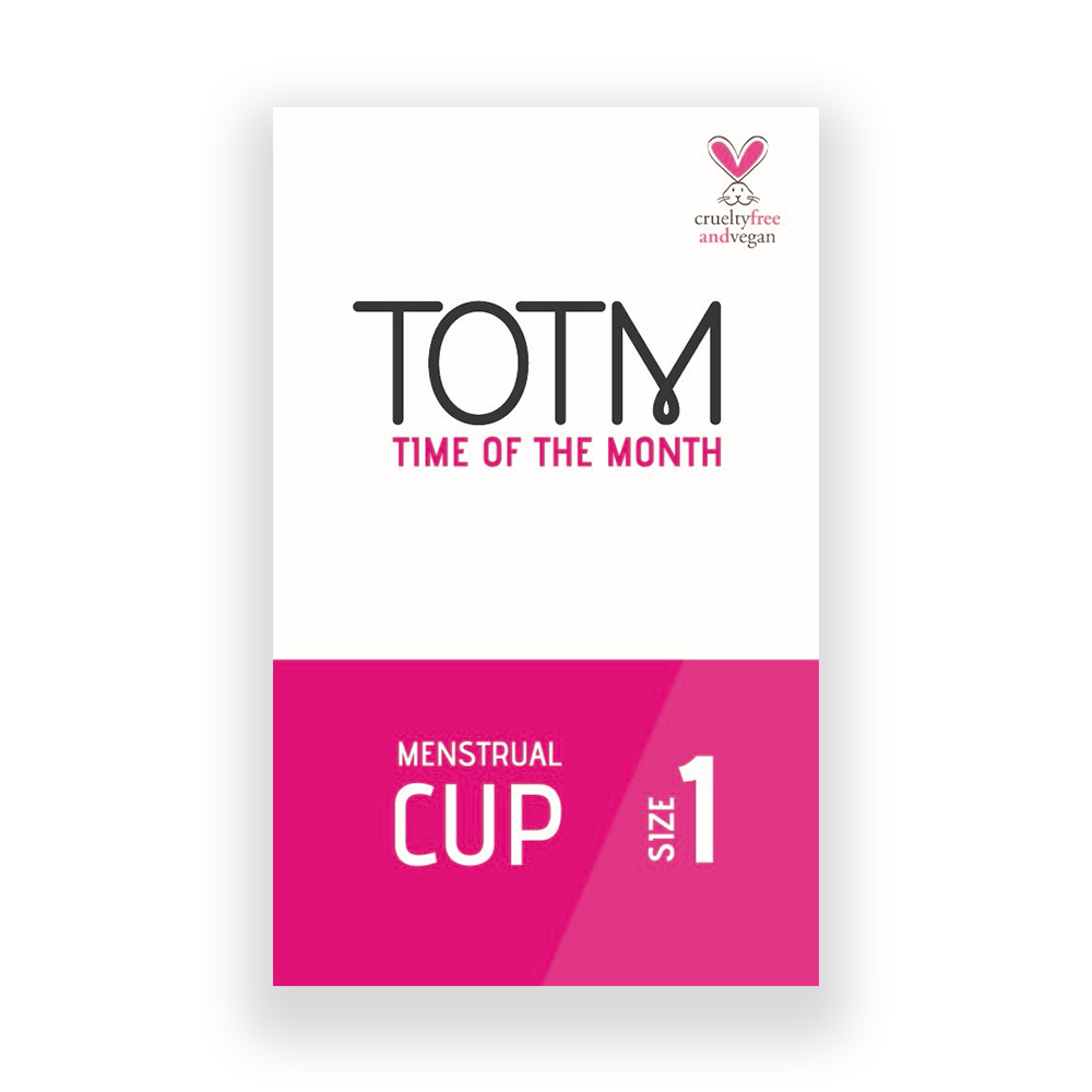 TOTM Menstrual Cup Size 1