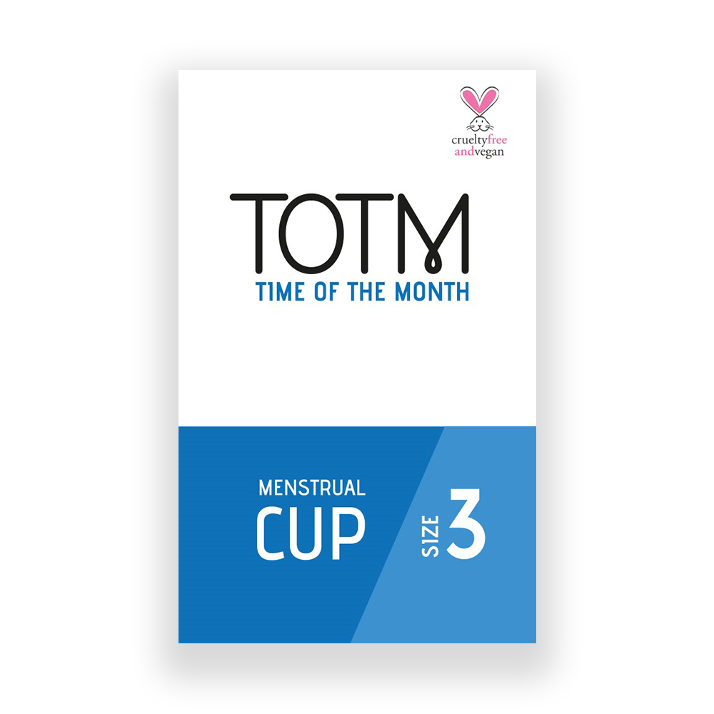 TOTM Menstrual Cup Size 3