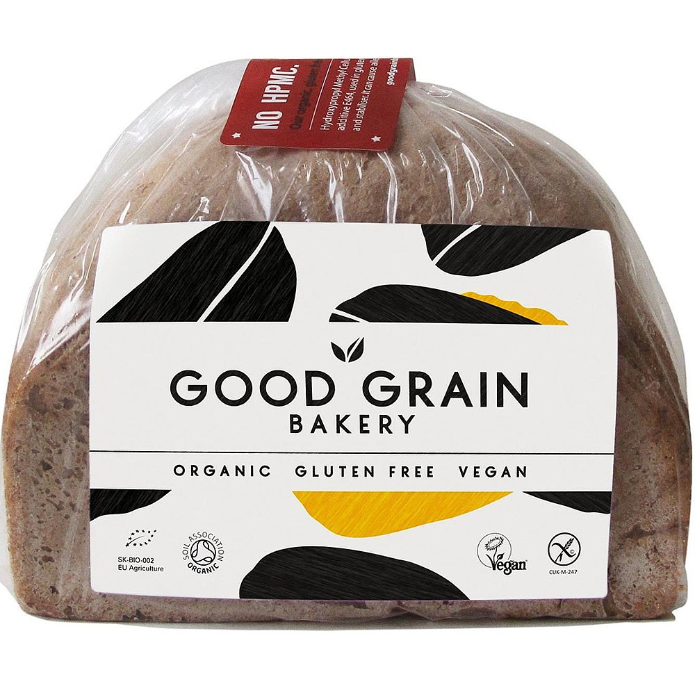 Good Grain Bakery Gluten Free Brown Loaf