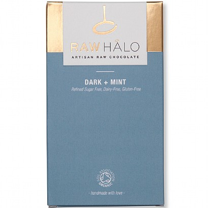 Raw Halo Dark + Mint Chocolate