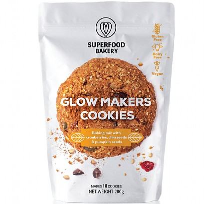 Superfood Bakery Glow Makers Cookies