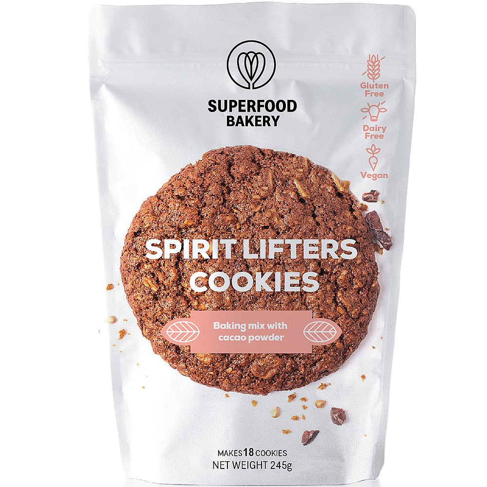 Superfood Bakery Spirit Lifters Cookies
