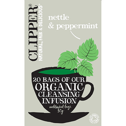 Clipper Organic Nettle and Peppermint