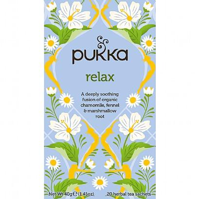 Pukka Relax Tea