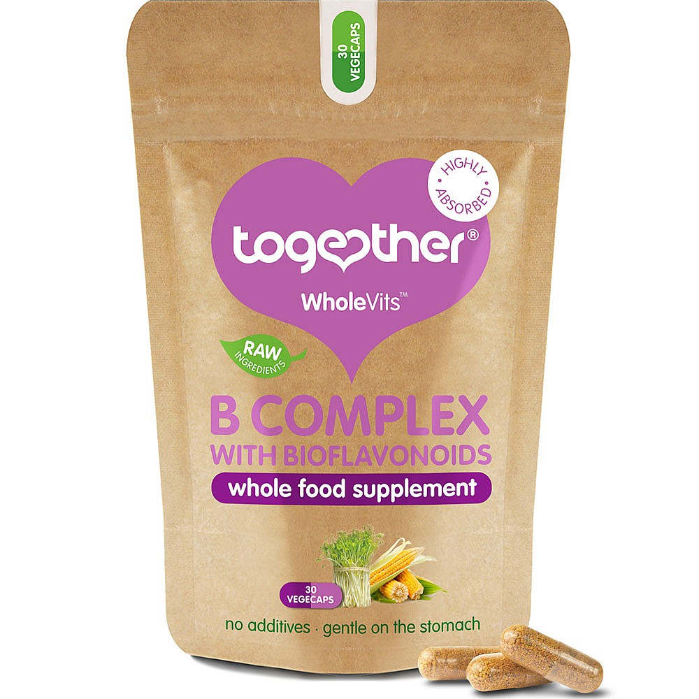 Together WholeVits B Complex with Bioflavanoids