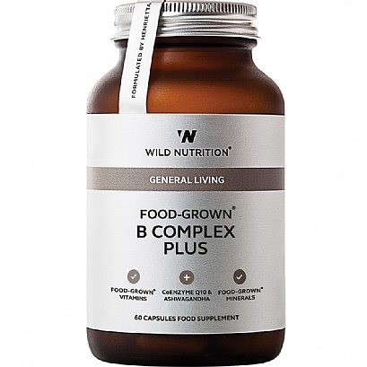 Wild Nutrition B Complex Plus