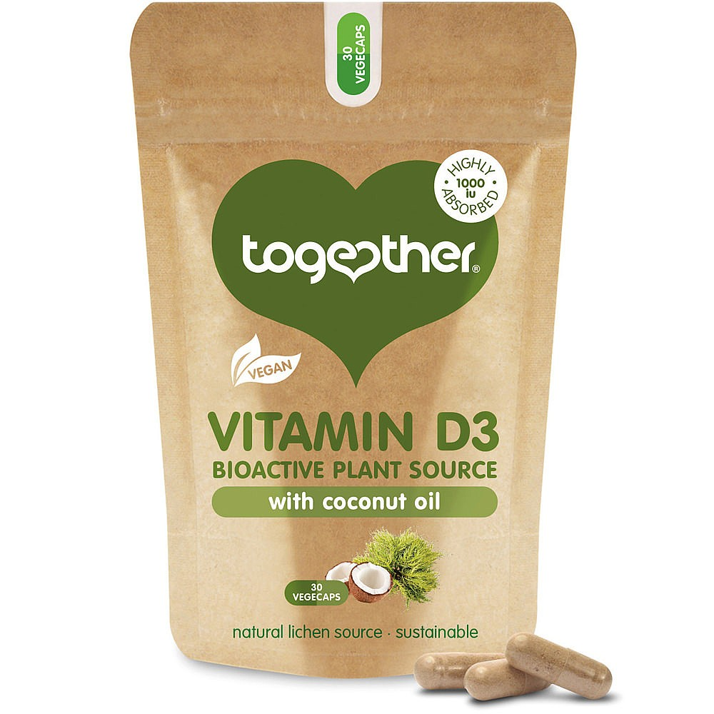Together Vitamin D3 Bioactive Plant Source