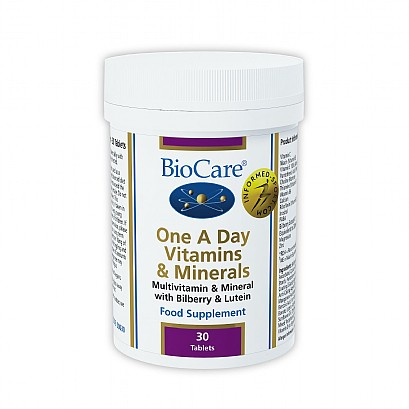 BioCare One A Day Vitamins & Minerals