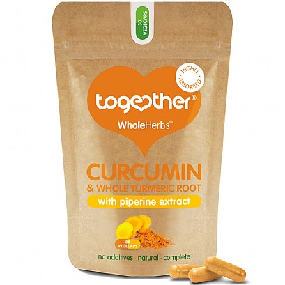 Together Curcumin & Whole Turmeric Root