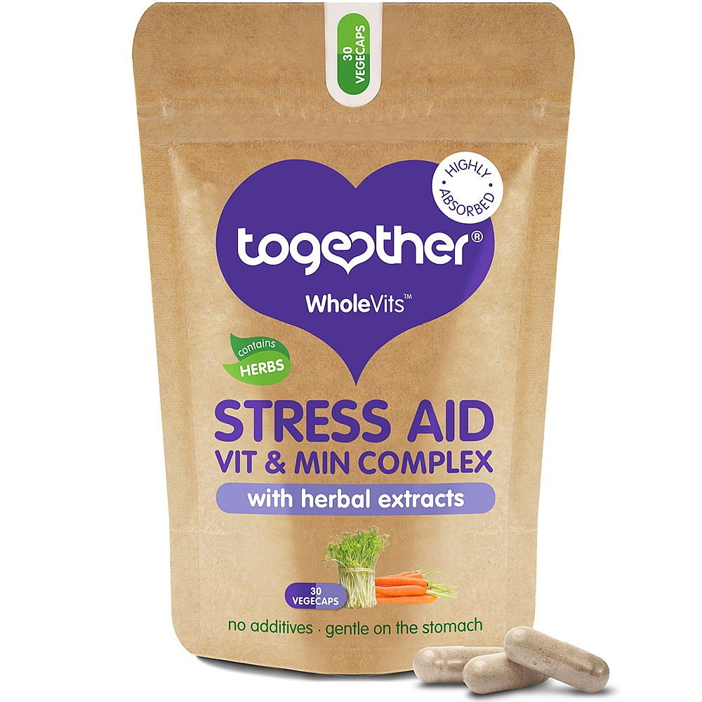 Together Stress Aid Vitamin & Mineral Complex