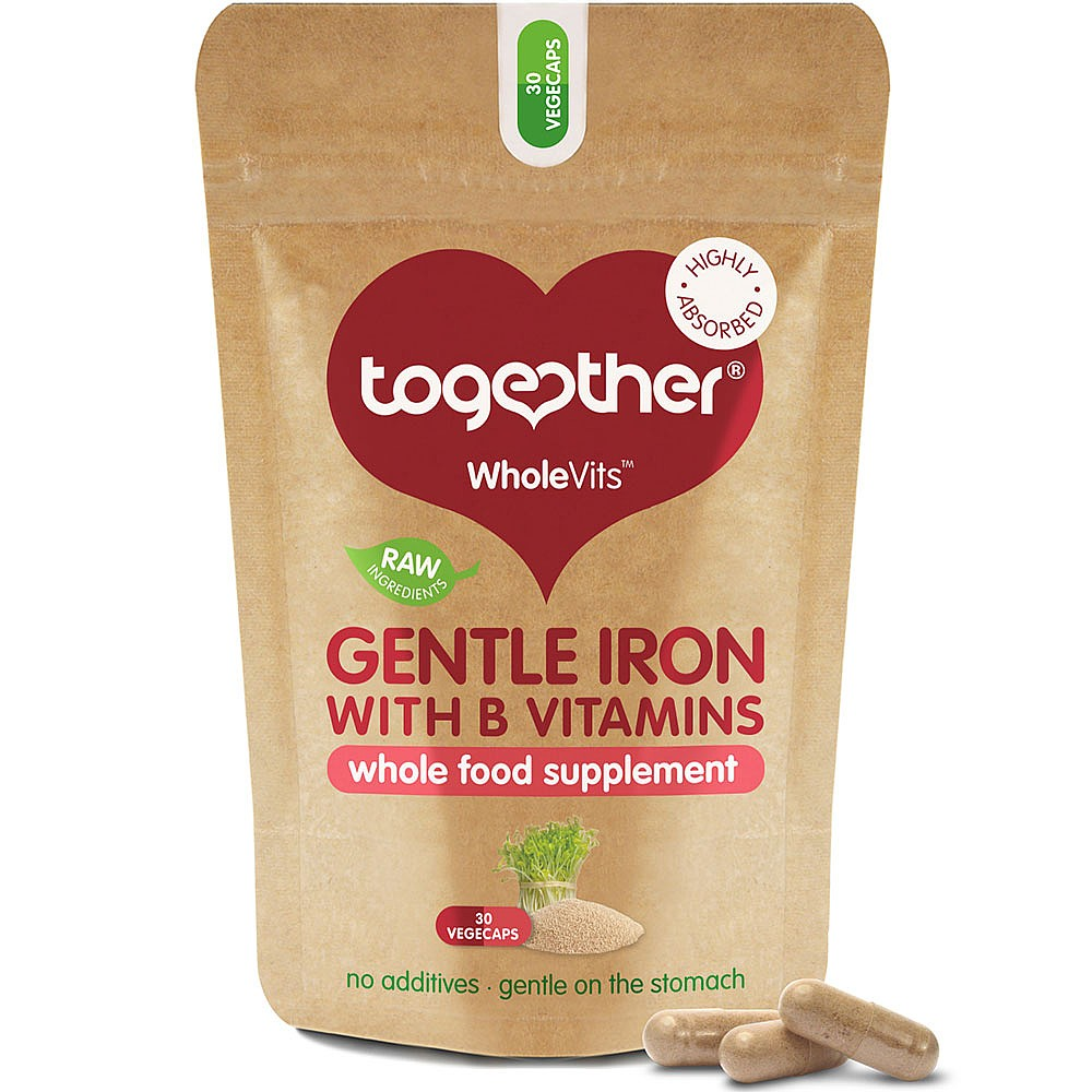 Together Gentle Iron with B Vitamins