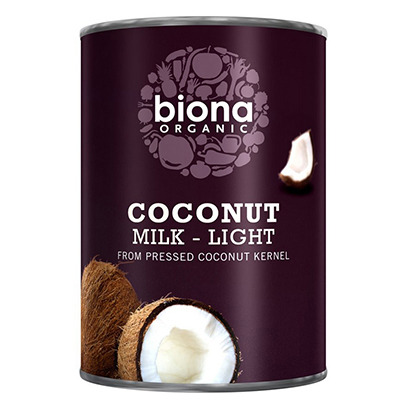 Biona Organic Light Coconut Milk
