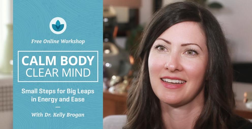 Calm Body, Clear Mind Workshop (Free)