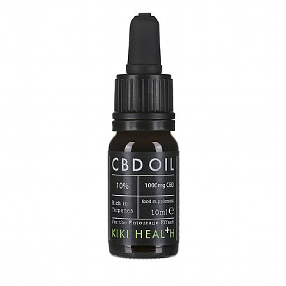 KIKI CBD Oil 10% (10ml)