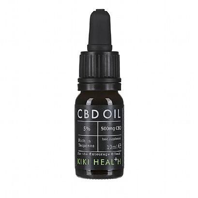 KIKI CBD Oil 5% (10ml)