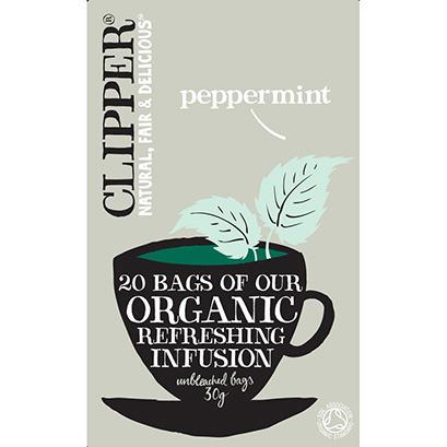 Clipper Peppermint Tea (20 Bags)