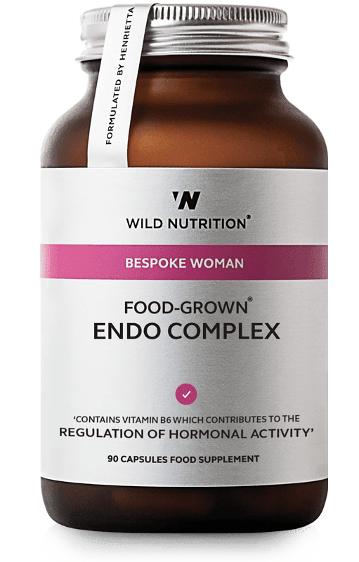 Wild Nutrition Food-Grown® Endo Complex