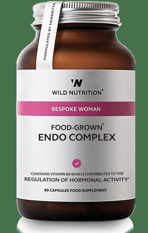Wild Nutrition Food-Grown® Endo Complex