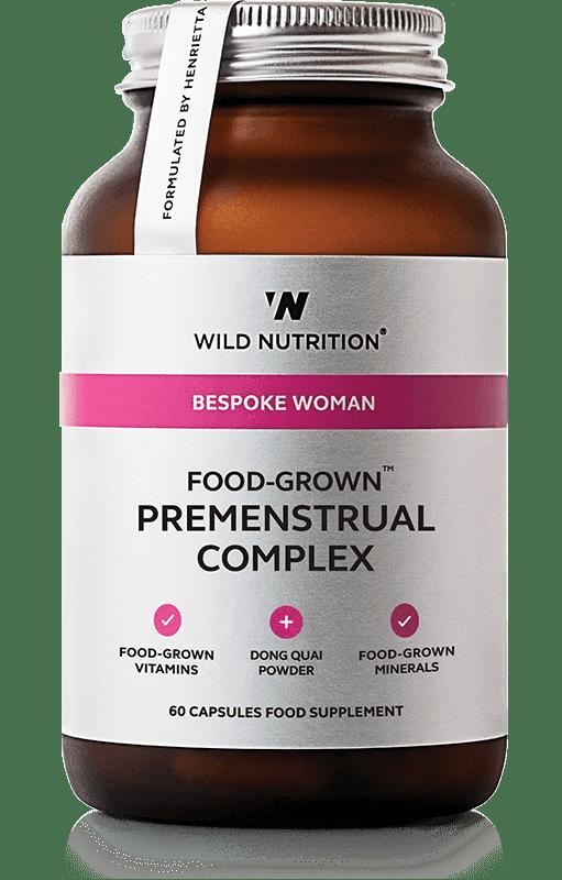 Wild Nutrition Food-Grown Premenstrual Complex