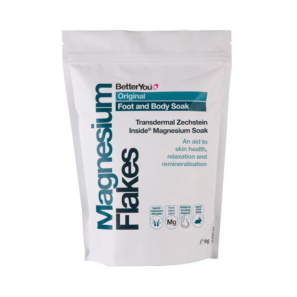 BetterYou Magnesium Flakes (1 kg)