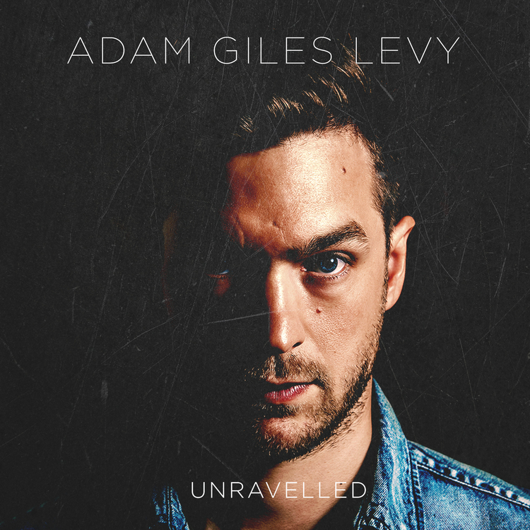 The final artwork for Unravelled by Adam Giles Levy