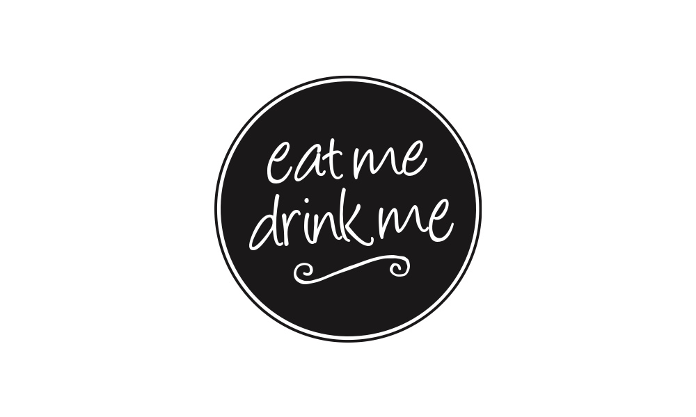 Eat Me Drink Me logo