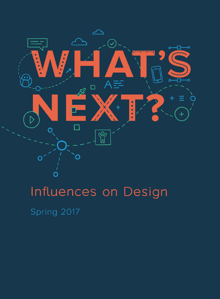 Front cover work of 'What's Next?'