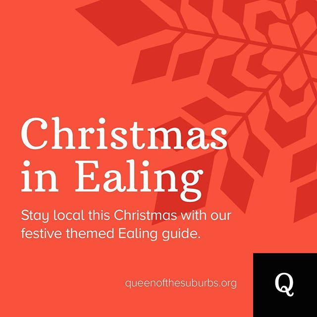 #Repost @queenofthesuburbs  Stay local this Christmas with our festive themed Ealing guide 🎄🎁🎅🦌- link in bio Whether you're buying, giving or want to meet the Big Man himself, we've got it covered in our festive Ealing guide. Get a taste of what's on offer with our curated gift selection, discover local events and take the opportunity to support good causes. Ealing's got it all, so keep it local this Christmas!⠀ .⠀ #ealing #westlondon #westisbest #shoplocal #shoplocalstaylocal #christmasinealing #christmas #justacard #queenofthesuburbs #xmas #keepitlocal #ealingguide #festiveguide #giftideas