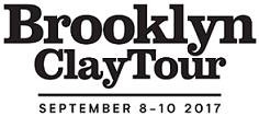 Find all Clay Space Events here, and visit Brooklyn Clay Tour for all weekend events!