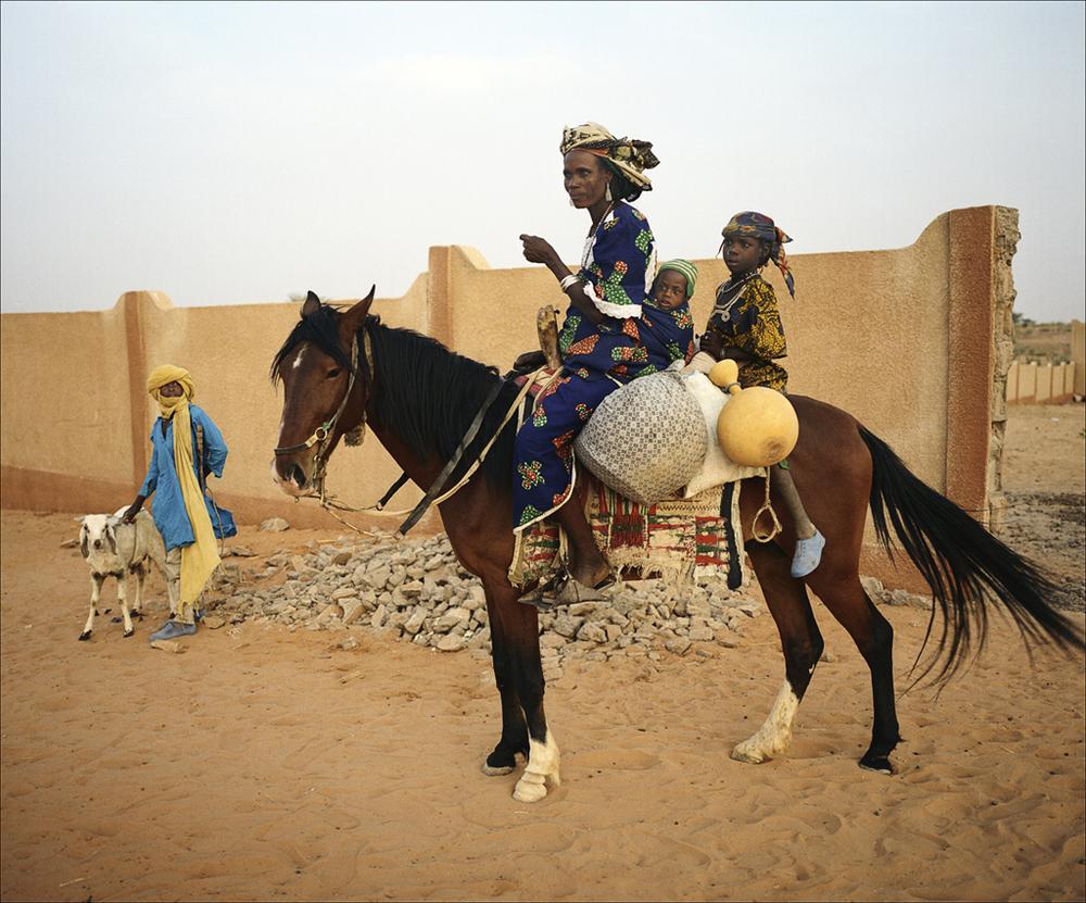 Kasuwar Karaa animal market. Zinder, Niger