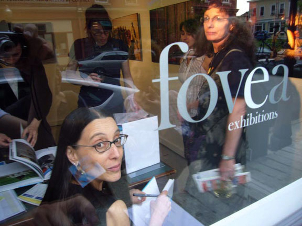 Fovea Exhibitions, AFTERWAR book signing and exhibit. Beacon, NY  2008