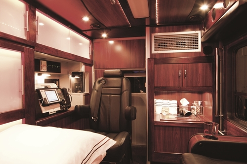 Luxury Ambulance ALS Setup