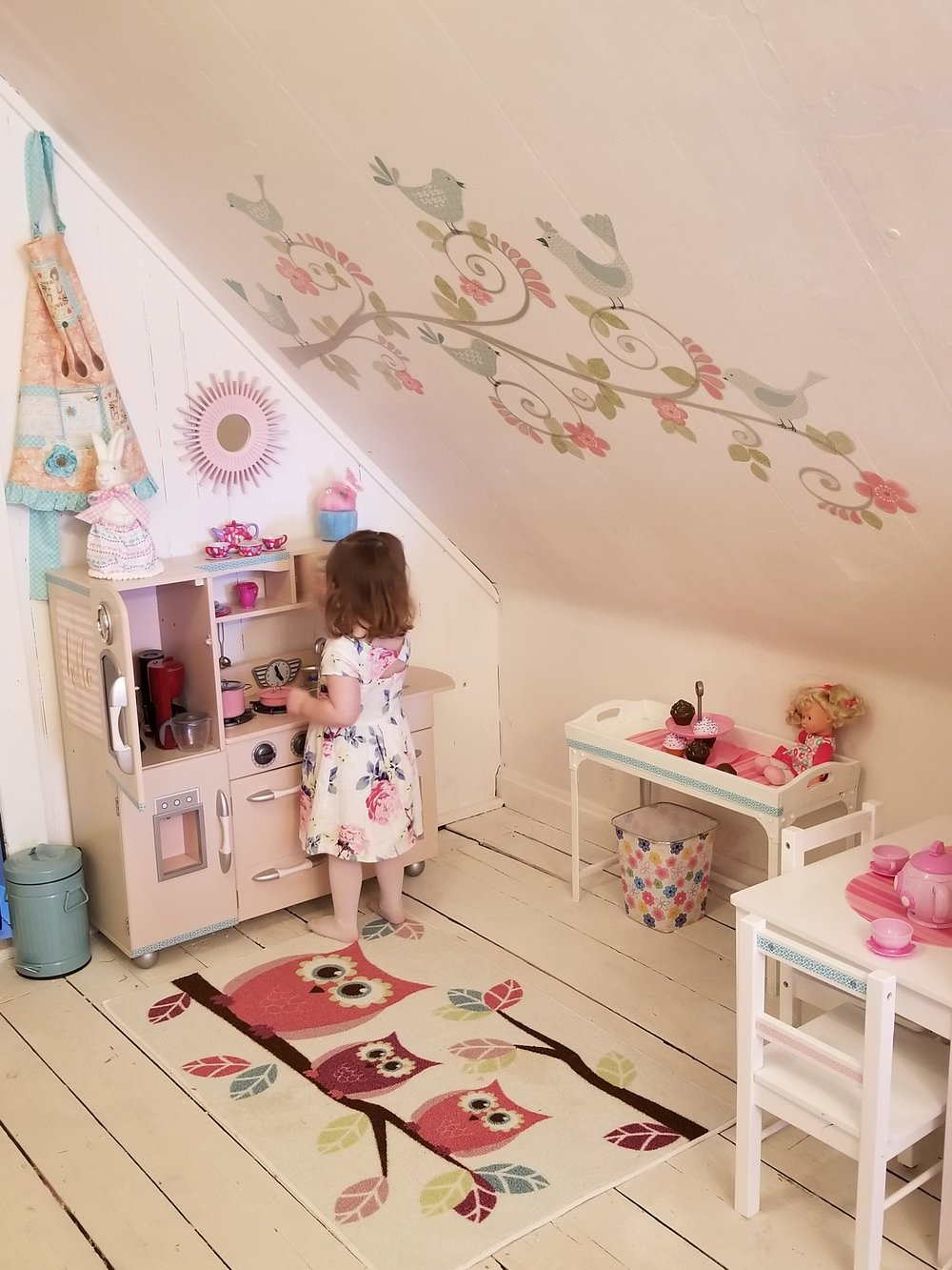 Debra's Playroom for her Grandlittles