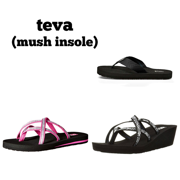 Teva Mush Flip Flops If Youre Looking For Great Day To Upgrade From The Rubber Flop These Cant Be Beat I Wear Them Like Slippers When Im Home